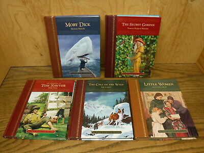 $29.95 • Buy 5 Great Classics For Children Hardcover BOOK Lot By Dalmatian Press, Illustrated