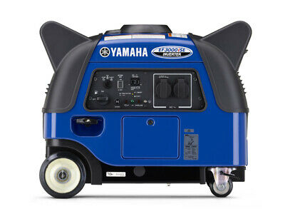 AU4239 • Buy NEW Yamaha EF3000iSE, 3000w Inverter Generator, 4 Year Warranty
