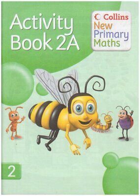 £8.15 • Buy Collins New Primary Maths A Activity Book 2A:. Clarke< 