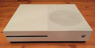 AU299 • Buy Microsoft XBOX One S 500GB With Controller & Original Box Great Condition