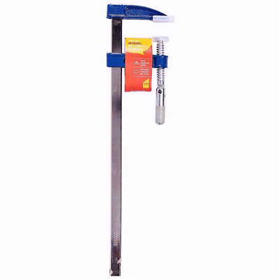 F Clamp 50 X 300 Mm  Brick Layer Profile Metal Handle Wood Working Amtech UK • 7.30£