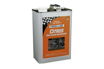 Finish Line Citrus Bike Chain Degreaser 128oz • 50.62£