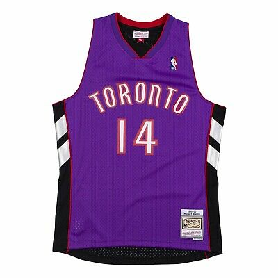 $ CDN169.99 • Buy Men Toronto Raptors Muggsy Bogues Mitchell & Ness Purple 1999-00 NBA HWC Jersey