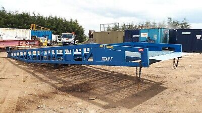 7 Ton Chase Forklift Loading Container Ramp  • 3,500£