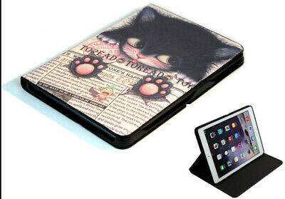 £15.99 • Buy For IPad Mini 1 2 3 4 5 Cat Love Anime Kids Cartoon Stand Smart Case Cover New