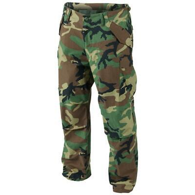 $27.98 • Buy Military Issue M65 Bdu Pants Cold Weather Woodland Camouflage Usa Made