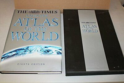 £4.99 • Buy The Times Concise Atlas Of The World Hardback Book The Cheap Fast Free Post