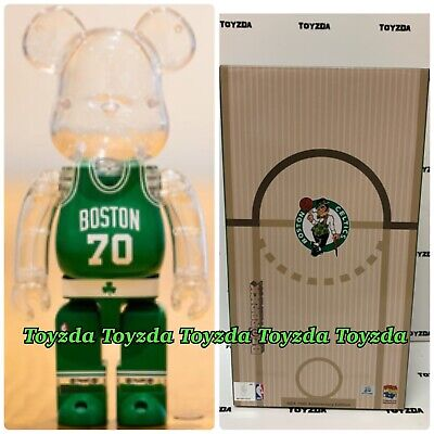 $187.88 • Buy Medicom Milk Magazine X NBA Boston Celtics 400% Bearbrick Be@rbrick 1pc