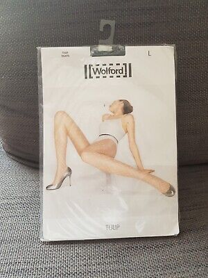 Wolford Dana Stay - Tulip Tights | Large  • 9.99£