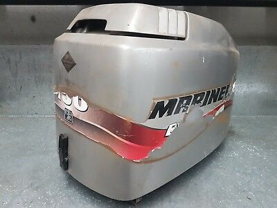 AU200 • Buy Cowling Mercury Mariner Top Lid Cover 135 150 175 200 Hp Outboard Engine Motor