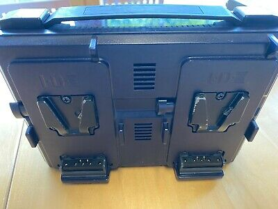 IDX 2 Way Dual VL -2 Plus Sequential Vlock Battery Charger Endura System • 175£