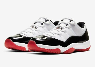 $234.99 • Buy 2020 Nike Air Jordan Retro 11 Low 'Concord Bred' Size 8-14 AV2187-160