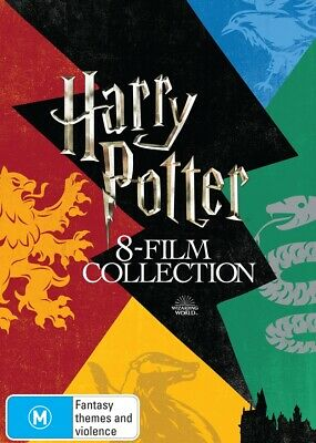 AU49.99 • Buy Harry Potter - Limited Edition - 8 Film Collection, DVD