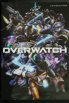 AU175.07 • Buy JAPAN The Art Of Overwatch (Art Book)