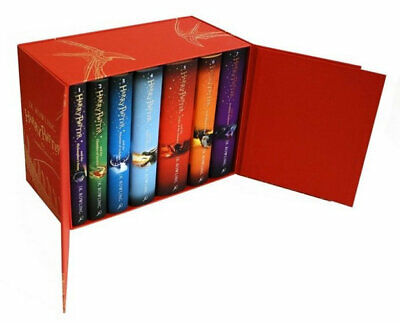 AU138.75 • Buy NEW Harry Potter Hardback Boxed Set: The Complete Collection By J.K. Rowling