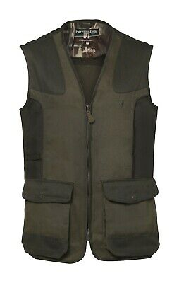 £39.95 • Buy 1215 Percussion Tradition Quality Shooting Waistcoat Gilet Hunting Vest Game Bag