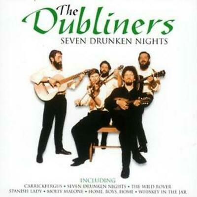 The Dubliners : Seven Drunken Nights CD (2008) Expertly Refurbished Product • 2.54£