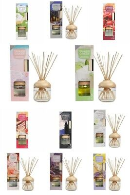 Yankee Candle Reed Diffuser's Assorted Fragrance Gift Boxed Present 120ml • 19.99£