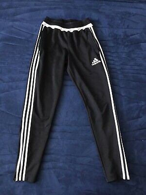 $ CDN35 • Buy Mens Adidas Activewear Color Black Sports Track Pants Size S