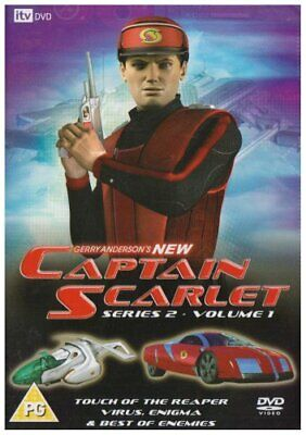 £20.97 • Buy Captain Scarlet - Gerry Anderson's New Captain Scarlet: Series 2 ... - DVD  S2VG