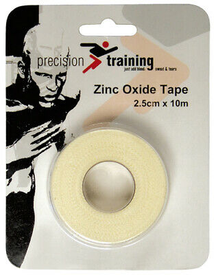 Precision Training Sports Medical Zinc Oxide Strapping Tape - 38mm • 8.49£