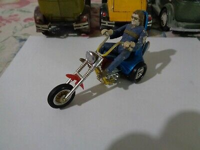 $14.50 • Buy Lesney Matchbox Superkings K-47 Easy Rider Motorcycle With Figurine