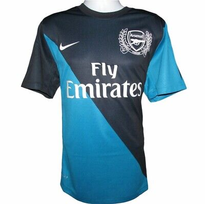 2011-2012 Arsenal Player Issue Away Football Shirt, Nike, XL (**BNWT**) • 79.99£