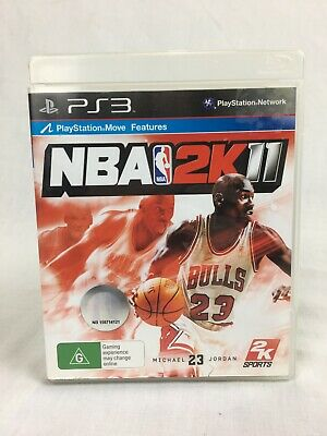 AU9.85 • Buy NBA 2K11 - With Manual - Playstation 3 / PS3