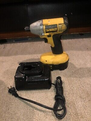 $60 • Buy Dewalt Cordless Impact Drill With Charger Model Dw056. Works Well.
