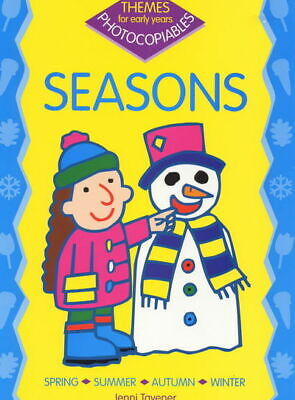 £3.46 • Buy Themes For Early Years Photocopiables: Seasons By Jenni Taverner (Paperback /