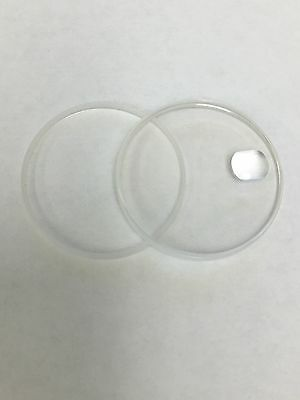 $ CDN71.69 • Buy HIGH QUALITY SAPPHIRE CRYSTAL FOR ROLEX EXPLORER 216570 42mm WITH ELC