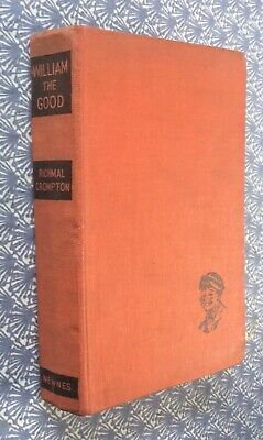 William-the Good By Richmal Crompton Illustrated By Thomas Henry 1951 • 2.50£