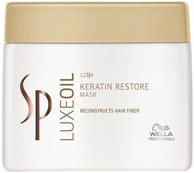 Wella SP Luxe Oil Keratin Restore Mask System Professional 400ml • 27.82£
