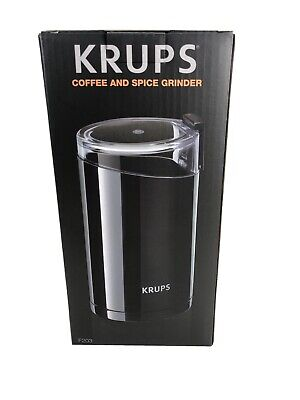 £21.72 • Buy Krups Coffee And Spice Grinder F203 Brand New In Box
