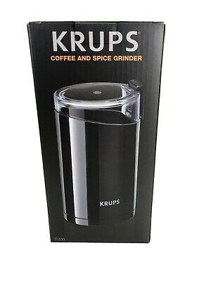 Krups Coffee And Spice Grinder F203 Brand New In Box • 22.78£