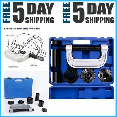 $72.38 • Buy Heavy Duty Ball Joint Press & U Joint Removal Tool Kit With 4x4 Adapters NEW