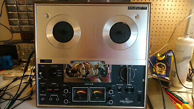 $500 • Buy Sony Tapecorder TC-377 3 Head Stereo Reel To Reel - Tested And Working!