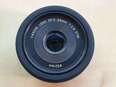 AU171 • Buy Canon EF-S 24mm F/2.8 STM Lens - Excellent Working Condition
