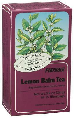 Lemon Balm Organic Herbal Tea - TWIN PACK • 3.98£