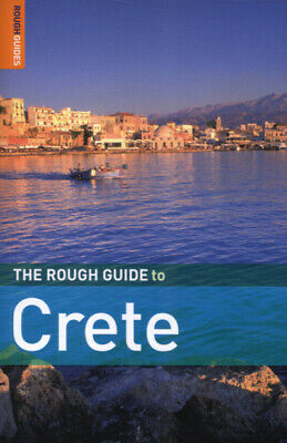 The Rough Guide To Crete By Geoff Garvey (Paperback) FREE Shipping, Save £s • 3.27£