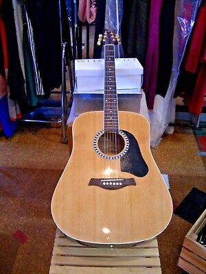 AU81 • Buy Ashbury AG-500 Acoustic Guitar VGC - Sell Charity