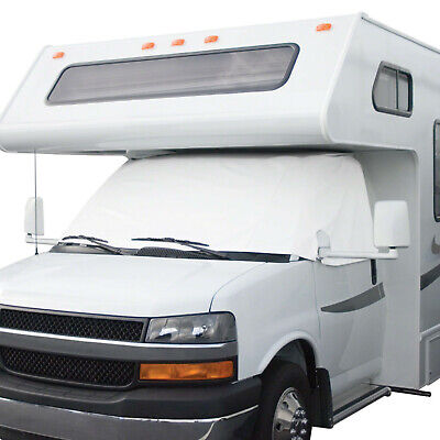 $42.99 • Buy Classic Accessories OverDrive RV Windshield Cover, Ford '04 - '15, White