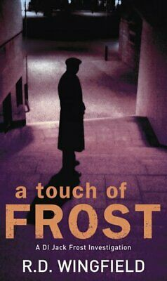 £8.56 • Buy A Touch Of Frost (DI Jack Frost Book 2) By R D Wingfield 9780552145558