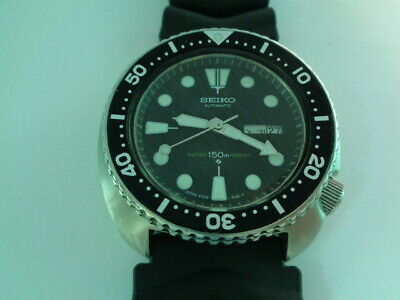 $ CDN243.27 • Buy Seiko  Diver Mens Watch Day & Date Automatic 6309-7040 # 516092