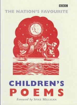 Nation's Favourite Children's Poems By Spike Milligan 9780563537748 | Brand New • 10.24£
