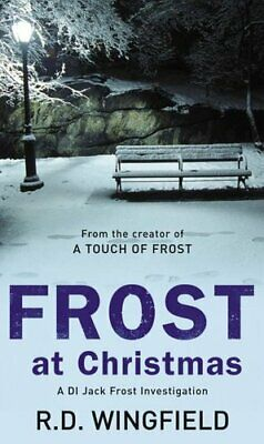 Frost At Christmas (DI Jack Frost Book 1) By R. D. Wingfield 9780552139816 • 8.52£