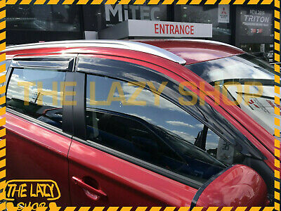 AU49 • Buy Weathershields, Weather Shields For Mitsubishi Outlander 12+ Window Visors #T