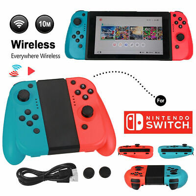 $36.59 • Buy Wireless Switch Pro L/R Joy Con Game Controller For Nintendo Switch 3rd Party US