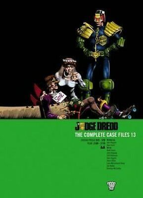 Judge Dredd: The Complete Case Files 13 By John Wagner 9781906735074 | Brand New • 14.58£