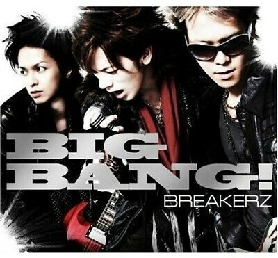 Breakerz : Big Bang! / Ltd B (+DVD) CD Highly Rated EBay Seller Great Prices • 9.99£